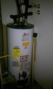 water heater installation raleigh