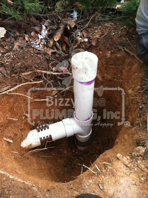sewer repair raleigh nc