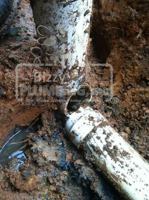 sewer repair raleigh